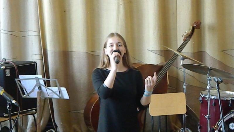 Анастасия Зинина - Верь мне(Автор музыки и слов - Тарас Лучанко)