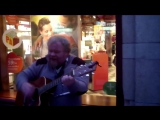 Street musican / Dave Stewart - Wind of Change (cover)