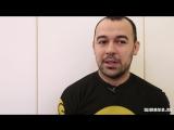 Как Марсело Гарсия создал идеальный зал БЖЖ (русская озвучка BJJMania.ru)