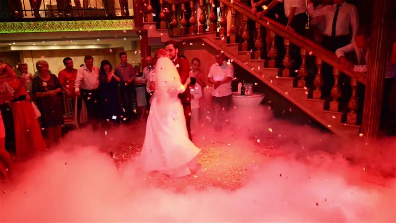 Весільний танець Богдан і Марія