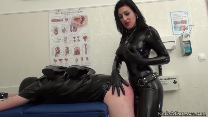 Anita Divina Part. 2 Mistress Leather Fem Dom Anal Facesitting Strap On Latex Fetish BDSM Bondage