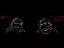 Омега Санс [The Thought] Часть 4 (undertale comic by Чай TV)