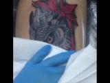 Моя первая татуировка)))