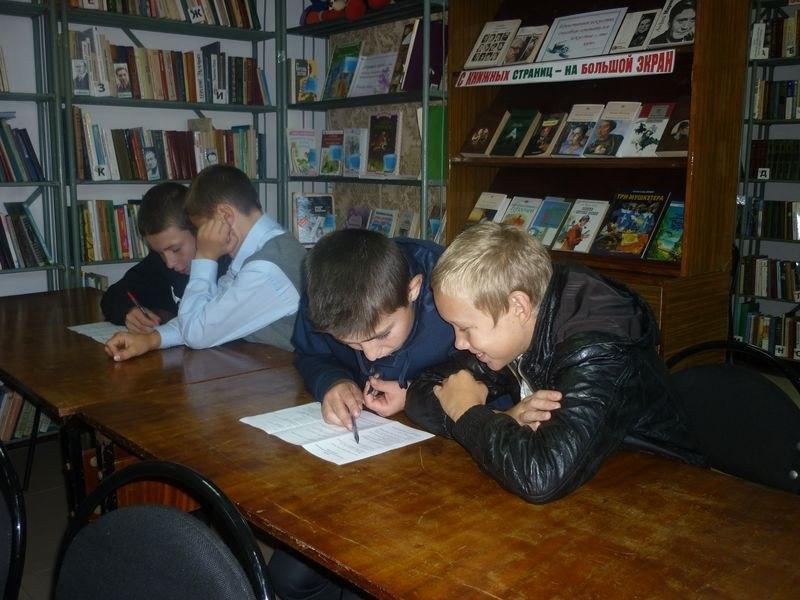 Школьники станицы Зеленчукской узнали о вреде наркомании