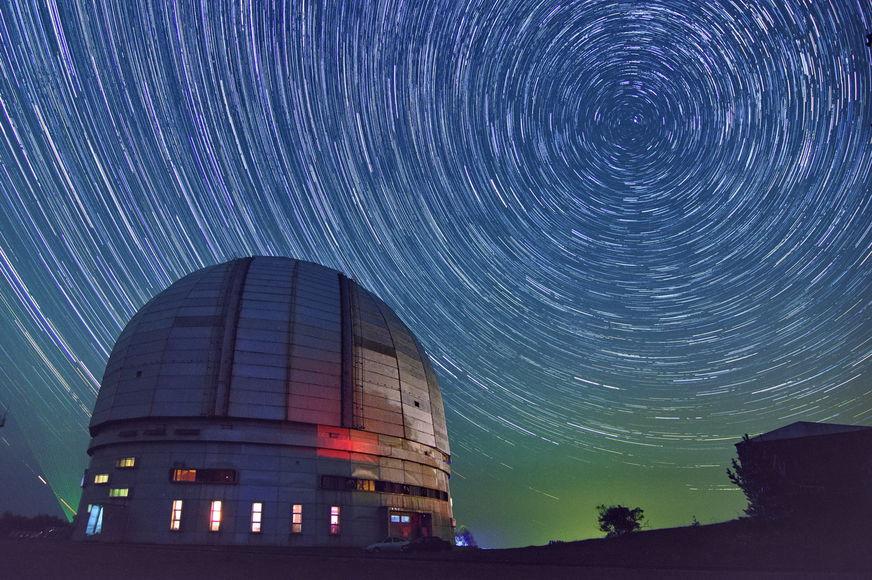 Посетить выставку космических инсталляций австрийских и российских художников на САО РАН можно будет до 5 ноября