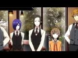 [AMV] Токийский гуль ● Tokyo Ghoul {Канеки, Тоука}