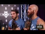 Wrestling Home: WWE NХТ ТakeОver San Аntoniо Pre-Show HD