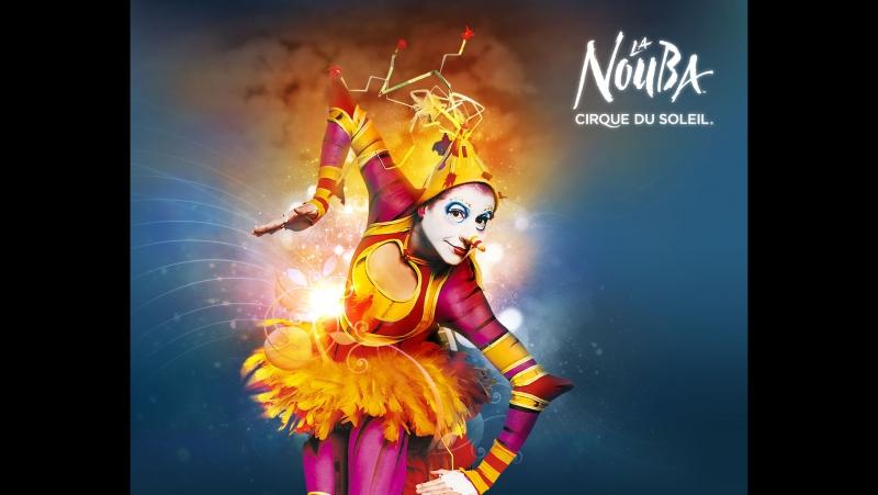 Cirque Du Soleil La Nouba - полное шоу