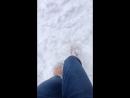 Когда в Портланде выпадает снег 😜