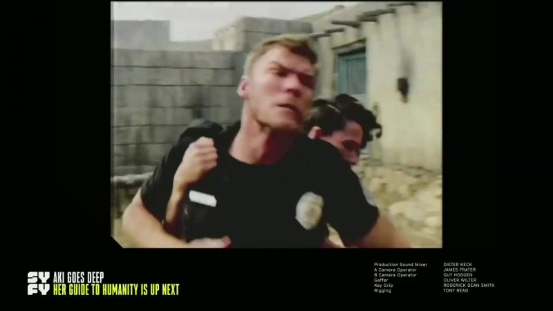 Blood Drive Episode 6 / Кровавая гонка Серия 6 Трейлер (HamsterStudio.Org)