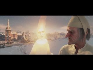 Рождественская история / A Christmas Carol (2007) BDRip 1080p [vk.com/Feokino]