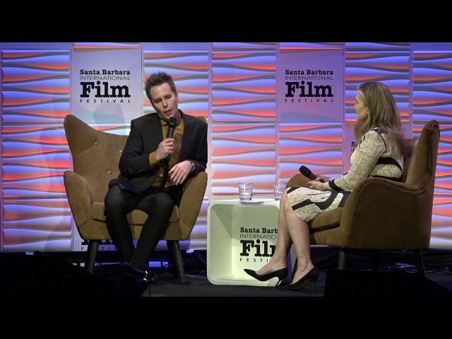 SBIFF 2018 Sam Rockwell Discusses Three Billboards
