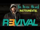 "Eminem - In Your Head ""REVIVAL""  (Instrumental)  Eminem REVIVAL Instrumental Remake by Alex Gin"