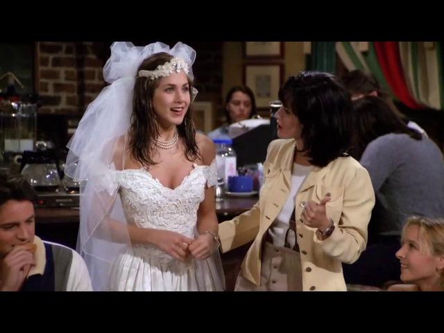 Рэйчел знакомиться со всеми Друзья Friends 1series 1 season