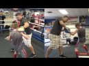 11 YEAR OLD LITTLE GOLOVKIN EATING SHOTS LIKE GENNADY; LIL GGG IS A SAVAGE, SAYS CANELO RAN