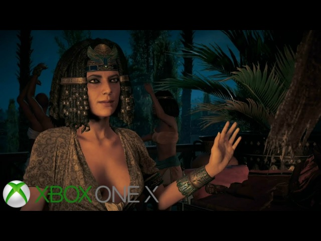 Assassins Creed Origins™★XboxOneX★№28★Меджай из Египта