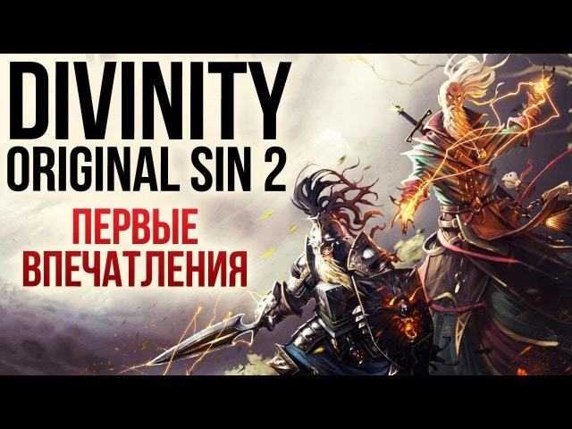 Divinity: Original Sin 2 - Впечатления от 40 часов игры - Претендент на игру года