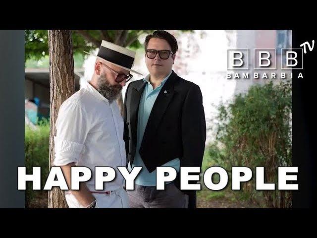 HAPPY PEOPLE: Серж Смолин и Серж Пайе. Бренд мужской одежды IDoL