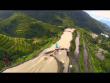 Red Bull &amp Brian Grubb Wakeskating Philippine Rice Terraces In The Sky