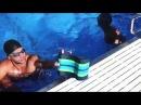 Pull buoy de natation pour travailler les bras