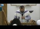 «ВАЯКГЕЛЬ» | «Бецалель — Призвание Божье в тени Бога» — В.Веренчик. ЕМО МАИМ ЗОРМИМ Израиль