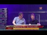 DJ Smash feat. Dyro - Black Smoke (Edit) (Live @ День Города Бельцы) (23.05.16)