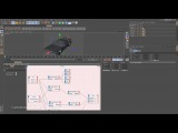 Cinema 4d Xpresso Car Rigging Tutorial Chapter 2