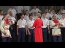Мужской хор МИФИ Пчёлочка златая Golden bee Don cossack song
