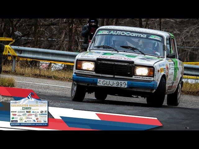 Hodosi-Holló Szilveszter Rallye 2017 | Versenyzői film