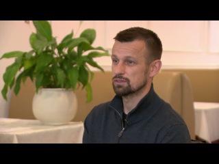 Большое интервью Сергея Семака — 6 марта в 22:55 на телеканале