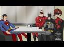 Как следовало закончить фильм Суперсемейка Русская озвучка Nickelson