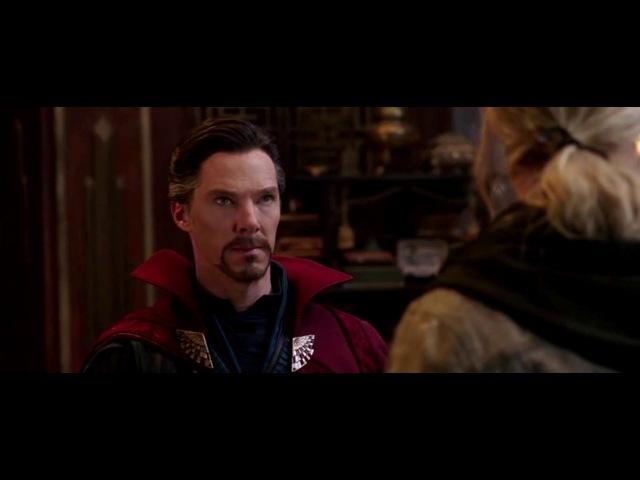 Thor Ragnarok   Thor Dr.Strange ile Tanışma