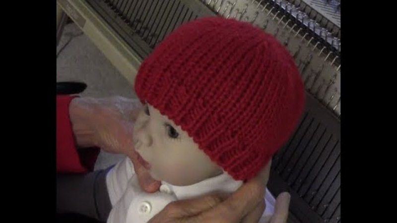 Basic Baby Hat By Diana Sullivan
