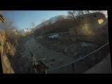 Американский контингент ISAF,бой в городских условиях.mp4