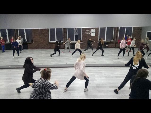 Choreography by Sasha Putilov (Usher Smthng spcl) 1