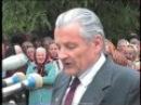 Козова, освяченя памятника Т.Г. Шевченку 1993р