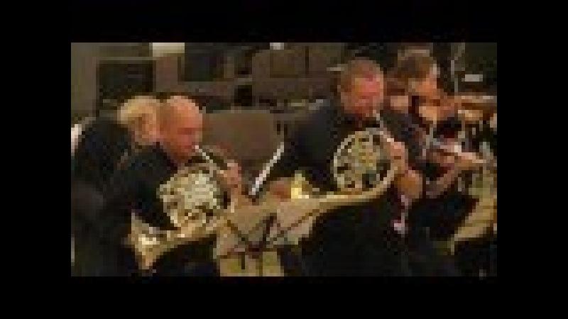 Михаэль Гайдн - Концерт для 2-х валторн с оркестром 16.11.2015 Оркестр Павла Опаровско...