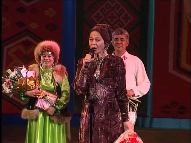 АШКАДАР ТАНДАРЫ-2008 Гала-концерт. Стерлитамак.2008г.