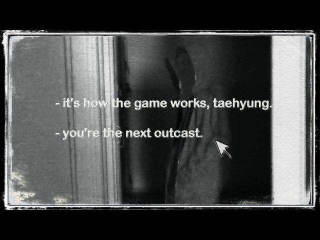 BTS [ OUTCAST ] AU   Cosplay ver.