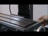 Фрезерный станок OPTIMUM BF20 Vario (видеообзор)