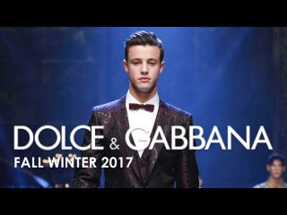DOLCE GABBANA | Fall Winter 2017 | Menswear Womenswear | Full Fashion Show
