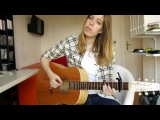 Avril Lavigne - Wish You Were Here (Goodbye Lullaby) (cover by sara mcloud) + chords