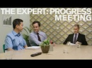 The Expert Progress Meeting Short Comedy Sketch
