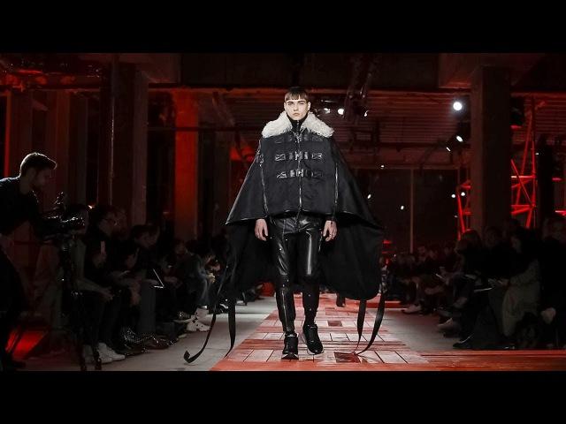 Alexander McQueen | Fall Winter 2018/2019 Full Fashion Show | Menswear