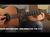 Shape of You by Ed Sheeran Acoustic Guitar Lesson
