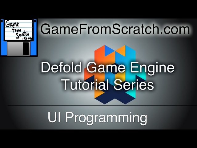 Defold Tutorial Series -- UI Programming