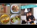 5 идей простых и полезных завтраков | Что мы едим на завтрак