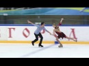 Финал Кубка России Ростелеком 2017 201 Cпортивные танцы KMC ПП 8 К КОНКИНА Г ЯКУШЕВ МОБ