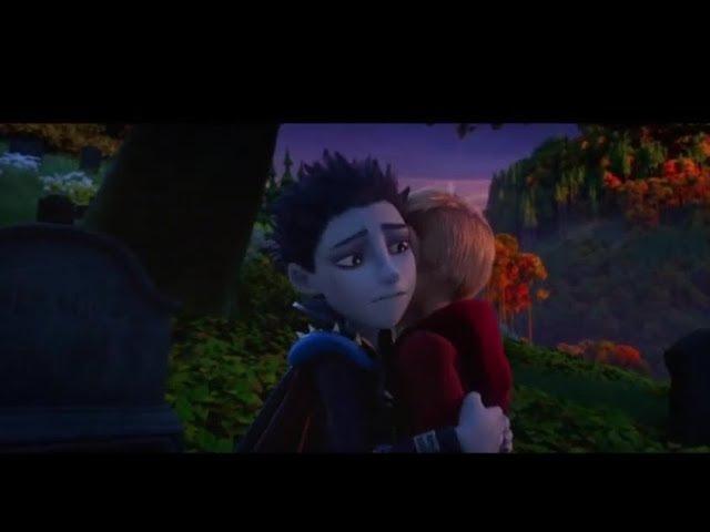 The Little Vampire MV - Tony Rudoplh - Believer