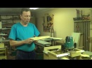 Самоделка для изготовления граненых ножек мебели. Self-made for making faceted furniture legs